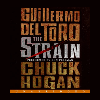 the strain audiobook review