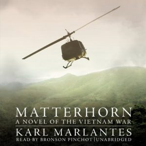 audio book review matterhorn
