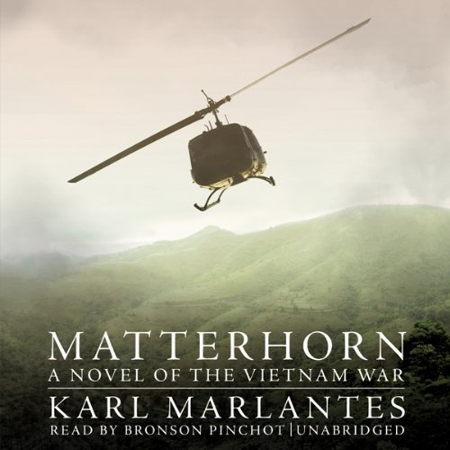 Matterhorn – Audiobook Review