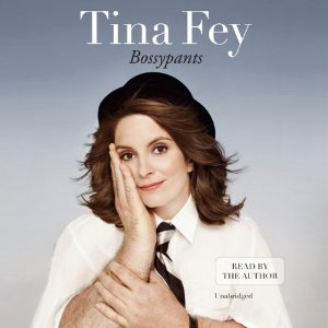 Audiobook bossypants tina fey