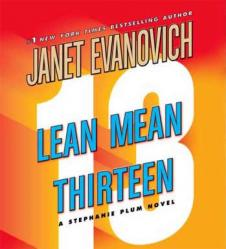 Lean_Mean_Thirteen_Stephanie_Plum_Janet_Evanovich_Audio_Renaissance_abridged_compact_discs