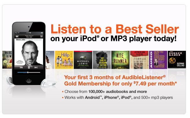Audible Gold Membership Why You Should Join Audiobook
