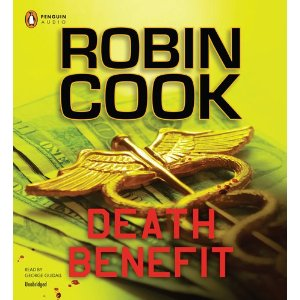 Death Benefit by Robin Cook Audiobook Review