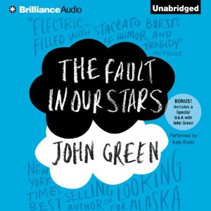 The Fault In Our Stars - John Green - Audiobook Review