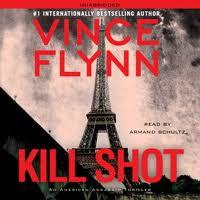 vince flynn kill shot audiobook