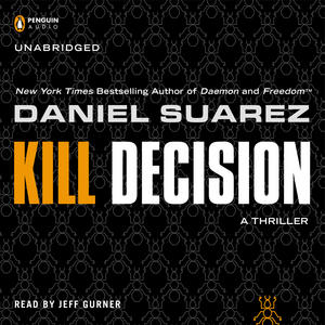 kill decision audiobook review