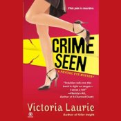 Crime Seen: Psychic Eye Mysteries, Book 5 Audiobook Review
