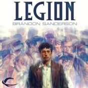 Legion Audiobook by Brandon Sanderson
