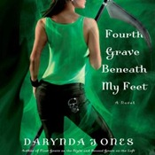 Fourth Grave Beneath My Feet Audiobook Review